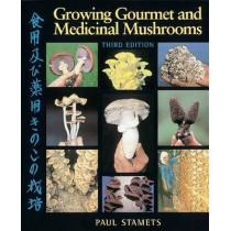 Growing Gourmet & Medicinal Mush by Paul Stamets, 9781580081757