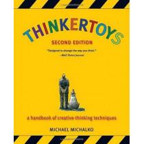 Thinkertoys by Michael Michalko, 9781580087735