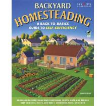 Backyard Homesteading by David Toht, 9781580115216
