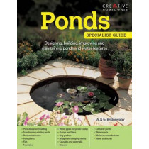 Home Gardeners Ponds by A & G Bridgewater, 9781580117456