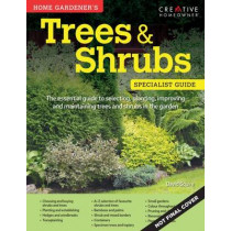 Home Gardeners Trees and Shrubs by David, 9781580117746