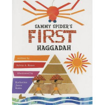 Sammy Spider's First Haggadah (Passover) by Sylvia A Rouss, 9781580132305