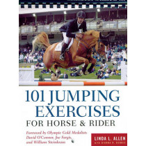 101 Jumping Exercises for Horse and Rider by Linda Allen, 9781580174657