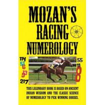 Mozan's Racing Numerology by Mozan, 9781580423281