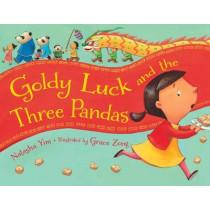 Goldy Luck And The Three Pandas by Natasha Yim, 9781580896535