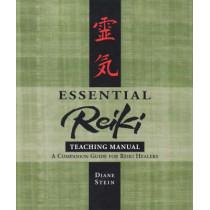 Essential Reiki Teaching Manual by Diane Stein, 9781580911818