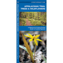 Appalachian Trail Trees & Wildflowers: A Waterproof Pocket Guide to Familiar Species by James Kavanagh, 9781583556689