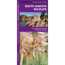 South Dakota Wildlife: A Folding Pocket Guide to Familiar Species by James Kavanagh, 9781583556986