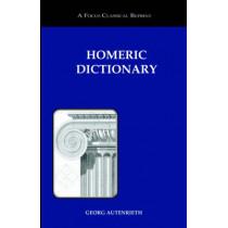 Homeric Dictionary by Georg Autenrieth, 9781585100286
