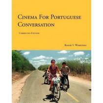 Cinema for Portuguese Conversation by Bonnie Wasserman, 9781585103461