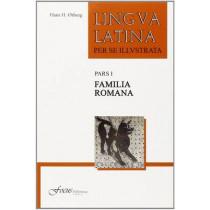 Lingua Latina - Familia Romana by Hans Henning Orberg, 9781585104208