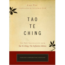 Tao Te Ching: The New Translation from Tao Te Ching: the Definitive Edition by Lao Tzu, 9781585426188