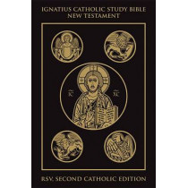 Ignatius Catholic Study New Testament-RSV by Ignatius Press, 9781586174859