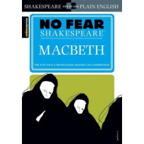 Macbeth (No Fear Shakespeare) by SparkNotes, 9781586638467