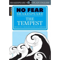 The Tempest (No Fear Shakespeare) by SparkNotes, 9781586638498
