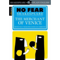 The Merchant of Venice (No Fear Shakespeare) by SparkNotes, 9781586638504