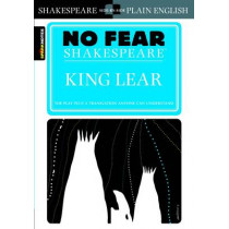 King Lear (No Fear Shakespeare) by SparkNotes, 9781586638535