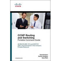 CCNP Routing and Switching Portable Command Guide by Scott Empson, 9781587144349