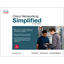 Cisco Networking Simplified by Neil Anderson, 9781587201998