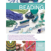 The Complete Photo Guide to Beading by Robin Atkins, 9781589237186