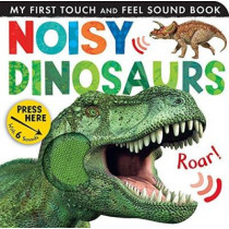Noisy Dinosaurs by Jonathan Litton, 9781589252073