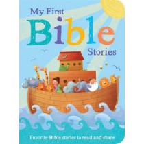 My First Bible Stories by Anna Jones, 9781589252226