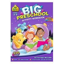 Fun & Games Preschool Ages 3-5 by School Zone Publishing, 9781589474215