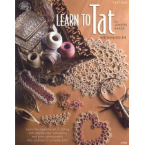 Learn to Tat: With Interactive DVD by Connie Ellison, 9781590122235