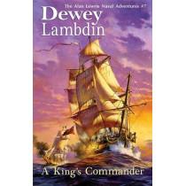 King's Commander by Dewey Lambdin, 9781590131305