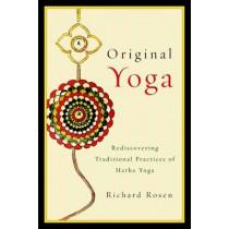 Original Yoga by Richard Rosen, 9781590308134
