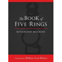 The Book Of Five Rings by Miyamoto Musashi, 9781590309841