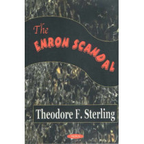 Enron Scandal by Theodore F. Sterling, 9781590334607