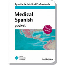 Medical Spanish Pocket by Claudia Fischaess, 9781591032328