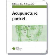 Acupuncture Pocket by Katharina Kiesewalter, 9781591032489