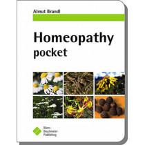 Homeopathy Pocket by Almut Brandl, 9781591032502