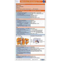 Abdominal Ultrasound Pocketcard Set by Bbp, 9781591034391