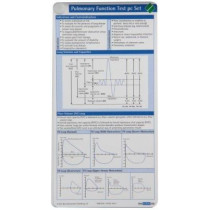 Pulmonary Function Test Pocketcard Set by Bbp, 9781591034407