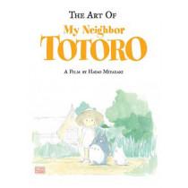 The Art of My Neighbor Totoro by Hayao Miyazaki, 9781591166986