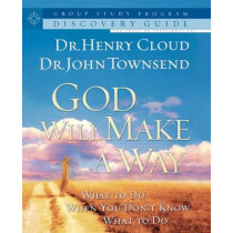 God Will Make a Way Workbook by Dr. Henry Cloud, 9781591453789