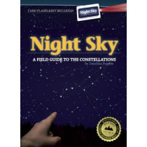 Night Sky: A Field Guide to the Constellations by Jonathan Poppele, 9781591932291