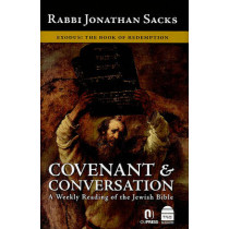 Covenant & Conversation: Exodus: The Book of Redemption by Rabbi Jonathan Sacks, 9781592640218