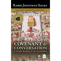 Covenant & Conversation: Leviticus, the Book of Holiness by Rabbi Jonathan Sacks, 9781592640225