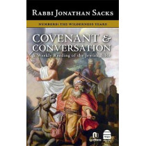 Covenant & Conversation Numbers: The Wilderness Years by Rabbi Jonathan Sacks, 9781592640232