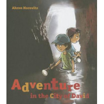 Adventure in the City of David by Ahron Horovitz, 9781592644056