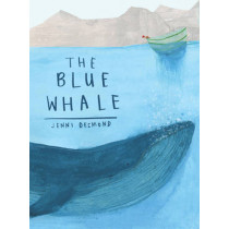 The Blue Whale by Jenni Desmond, 9781592701650