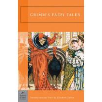 Grimm's Fairy Tales (Barnes & Noble Classics Series) by Jacob Grimm, 9781593080563