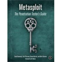 Metasploit by David Kennedy, Jr., 9781593272883