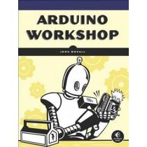 Arduino Workshop by John Boxall, 9781593274481