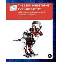 The Lego Mindstorms Ev3 Laboratory by Daniele Benedettelli, 9781593275334