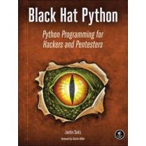 Black Hat Python by Justin Seitz, 9781593275907